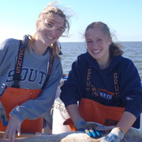 The Master of Science Program in Marine Sciences