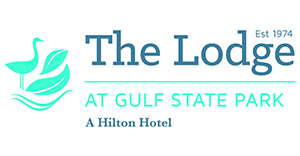 The Lodge at Gulf State Park Logo