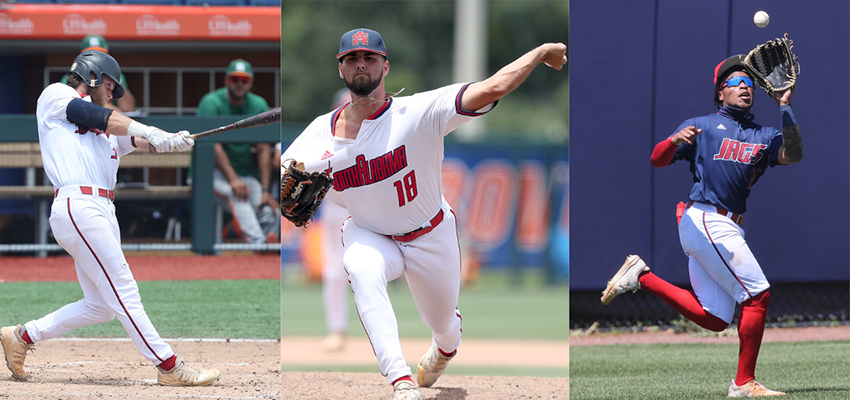 College of Education and Professional Studies Students Selected in MLB Draft