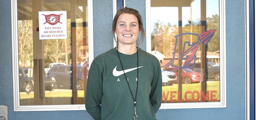 #StudentSpotlight: Meet K-12 Physical Education Major Kaitlyn Brannon