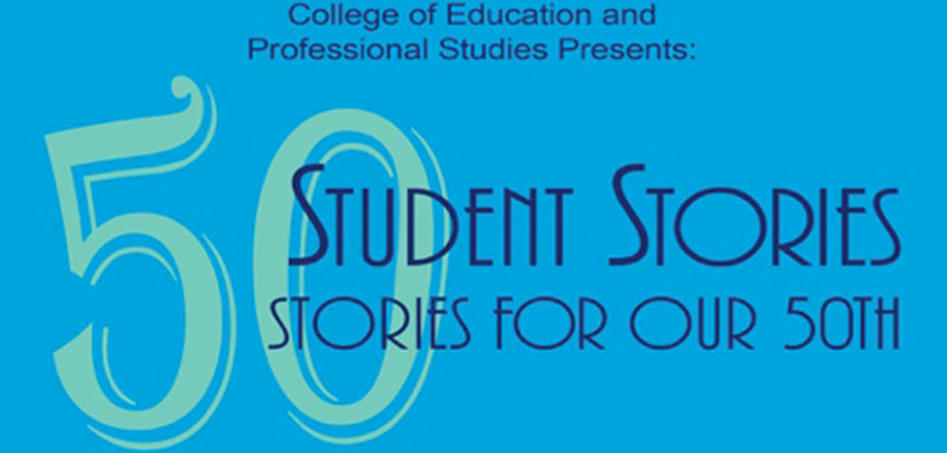CEPS celebrates its 50th Anniversary with 50 Student Stories.