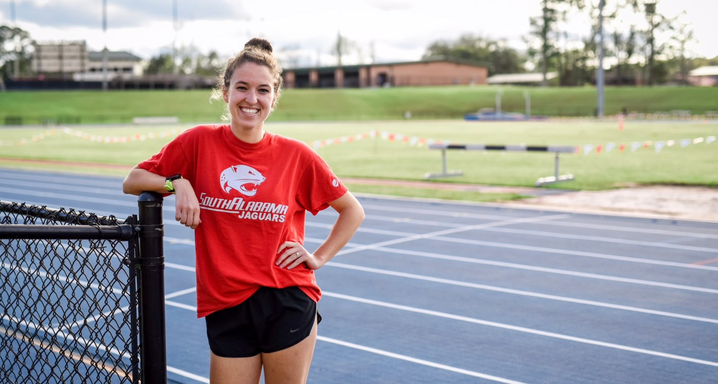 Sports Management Graduate Student Qualifies to Run Boston Marathon in April