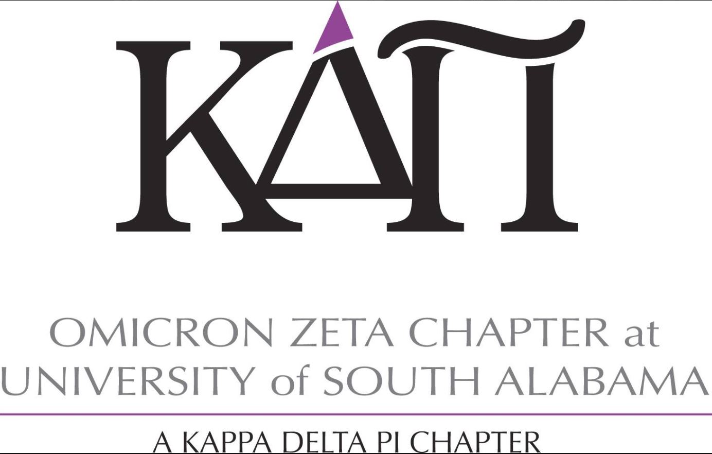 Omicron Zeta chapter of Kappa Delta Pi sponsors a T-Shirt Fundraiser in memory of Dr. Nancy Gaillard and to benefit Nancy Gaillard Love of Teaching Scholarship at the College of Education and Instructional Studies.