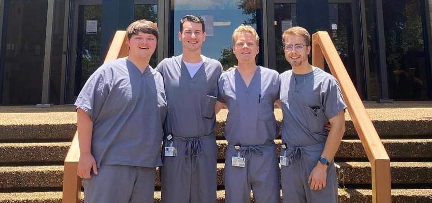 Medical Student Spotlight: David Gahan