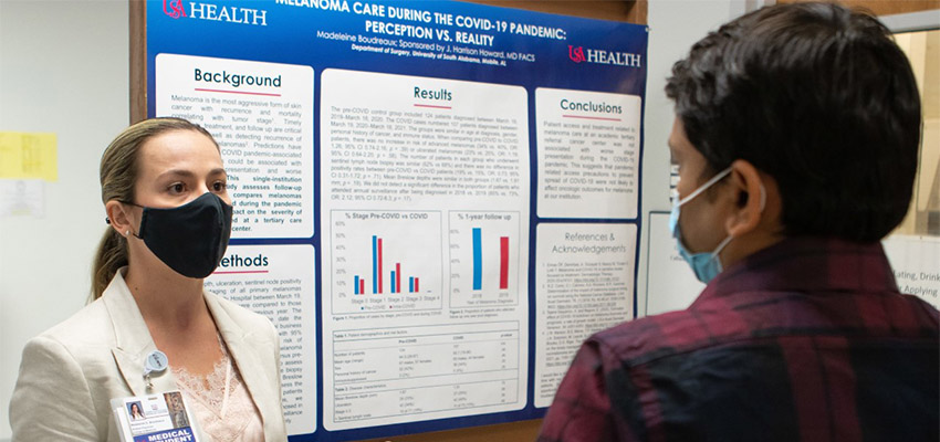 Students take part in Summer Research Day