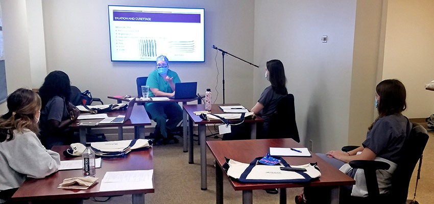 USA Health offers OB-GYN boot camp for incoming first-year residents