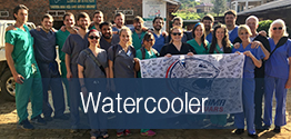 College of Medicine Watercooler