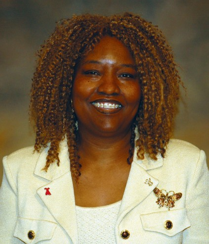 Faculty/Staff Information page - Shiphrah Williams-Evans