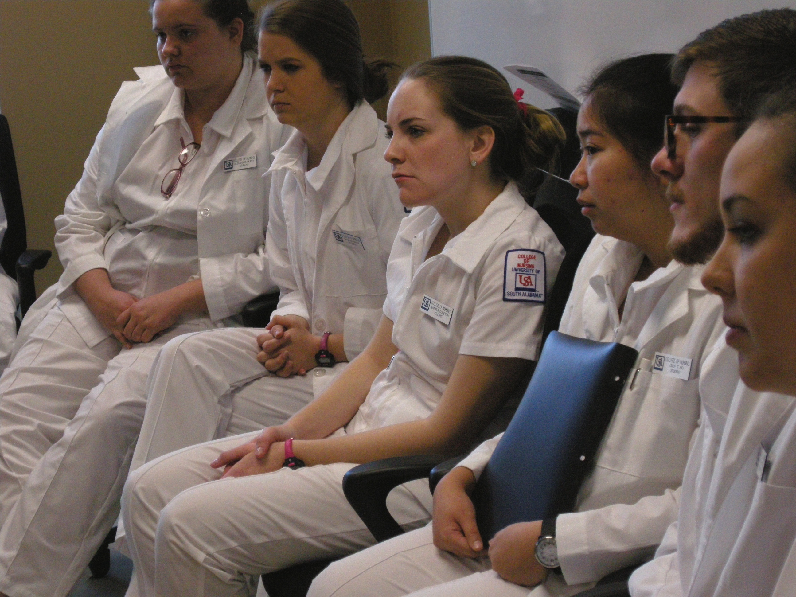 BSN Clinical Students