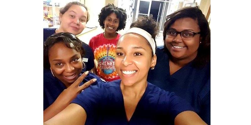 College application report writing nursing