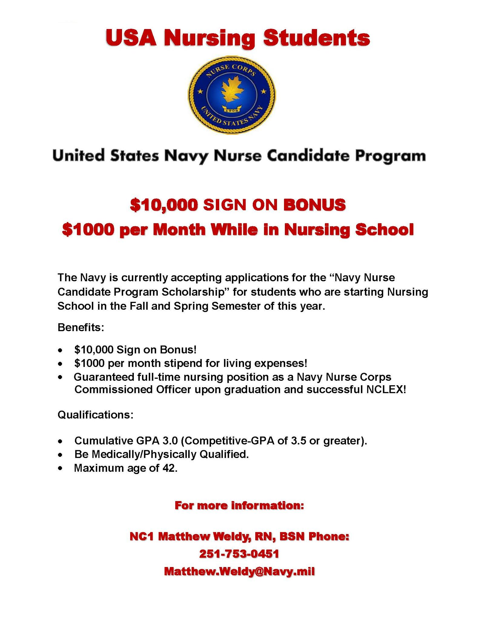 hrsa nursing scholarship essays Hrsa also provides a scholarship opportunity for disadvantaged students attending accredited schools of nursing the educational goal to be eligible for this scholarship is an associate, diploma, baccalaureate or graduate degree.