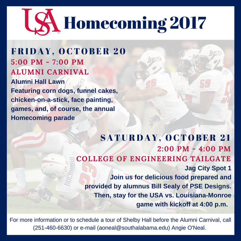 Homecoming 2017 Invitation