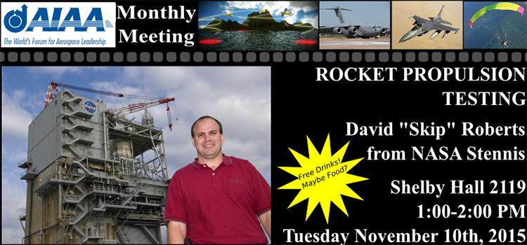 "David ""Skip"" Roberts Guest Lecture"
