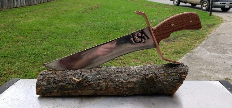 USA Model J28 Bowie Knife