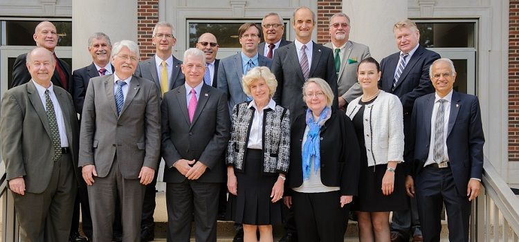 International Agreement between German and Alabama Universities