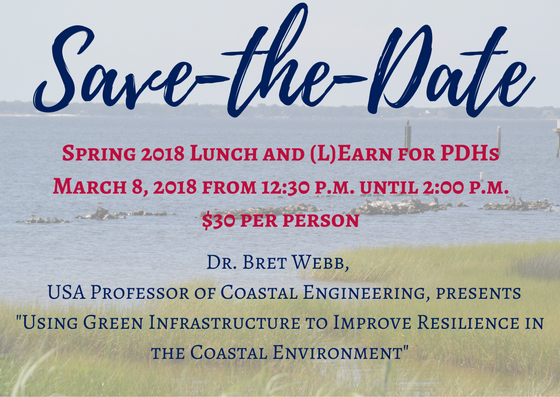 Lunch and Learn March 2018