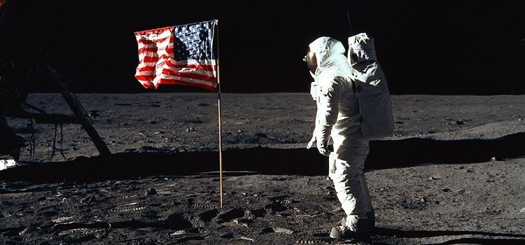 Astronaut Edwin
