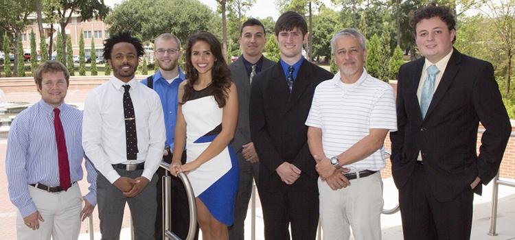 Nine Engineering Students Earn Tau Beta Pi Scholarships