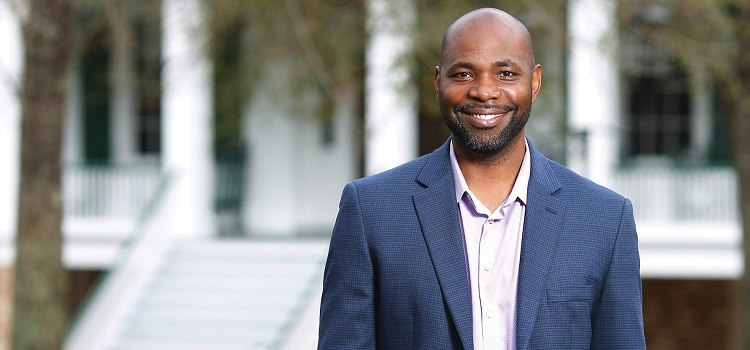 Ron Stallworth, Engineering Alumni, Class of 2003, Chemical Engineering, Overcomes Struggles to Help Others, College of Engineering Alumni