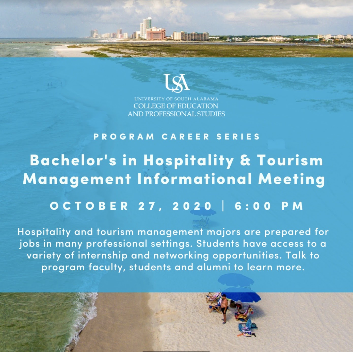 Hospitality and Tourism Management Meeting meeting info