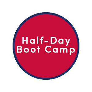 Half Day Bootcamp