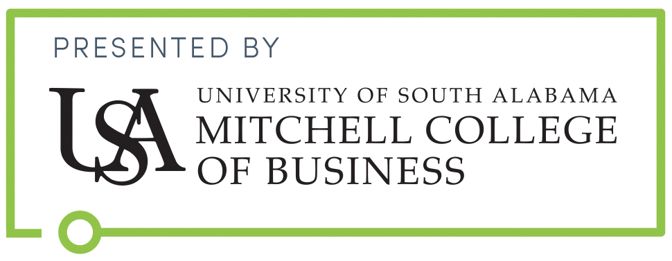 Mitchell College of Business Logo