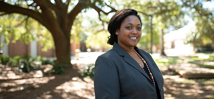 Dr. Charlene Dadzie, Assistant Professor, Marketing and Quantitative Methods