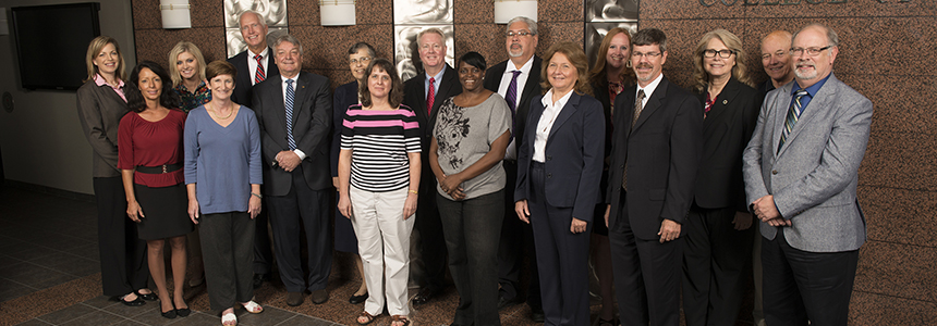 Management Faculty and Staff Photo
