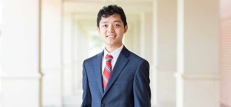 Student Spotlight: Luu Khang