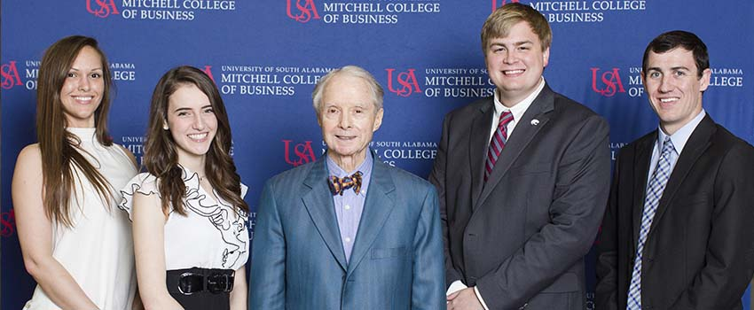 The Mitchell Scholars