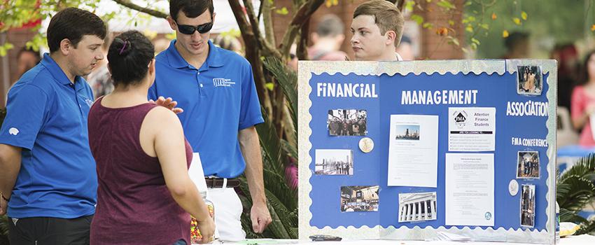 Economics and Finance Student Organizations Image