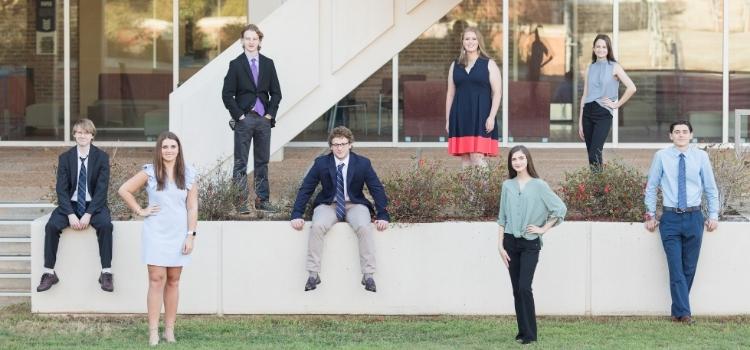 Mitchell Scholars Class of 2020