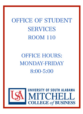 Student Center Hours