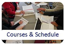 macc course schedule