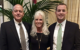 Alumni Spotlight: Tom & Griff Howie