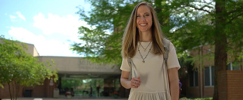 Student Spotlight: Emily Viglione
