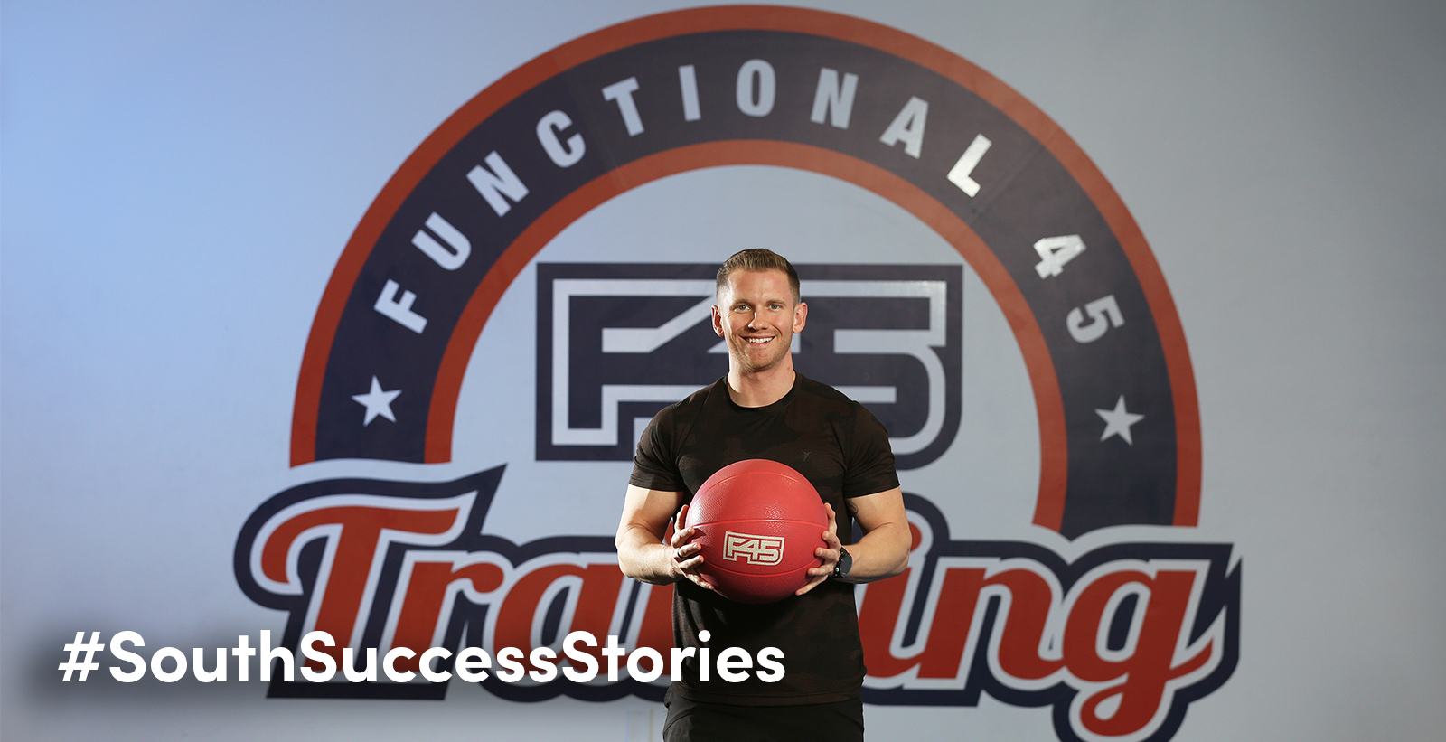 Andy Vickers, a graduate of the University of South Alabama's Mitchell College of Business, opened two F45 fitness training studios and plans to open a third in Pensacola.