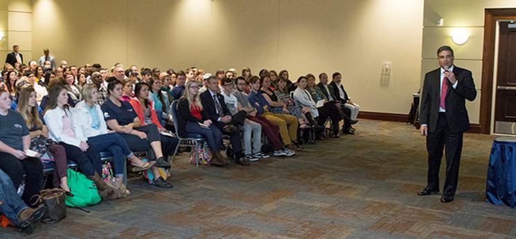 Craig Perciavalle, President Austal USA First Executive Leadership Series Speaker