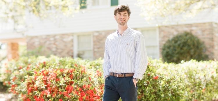 Student Spotlight: Aiden Oetken