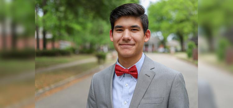 Student Spotlight: Andrew Hii