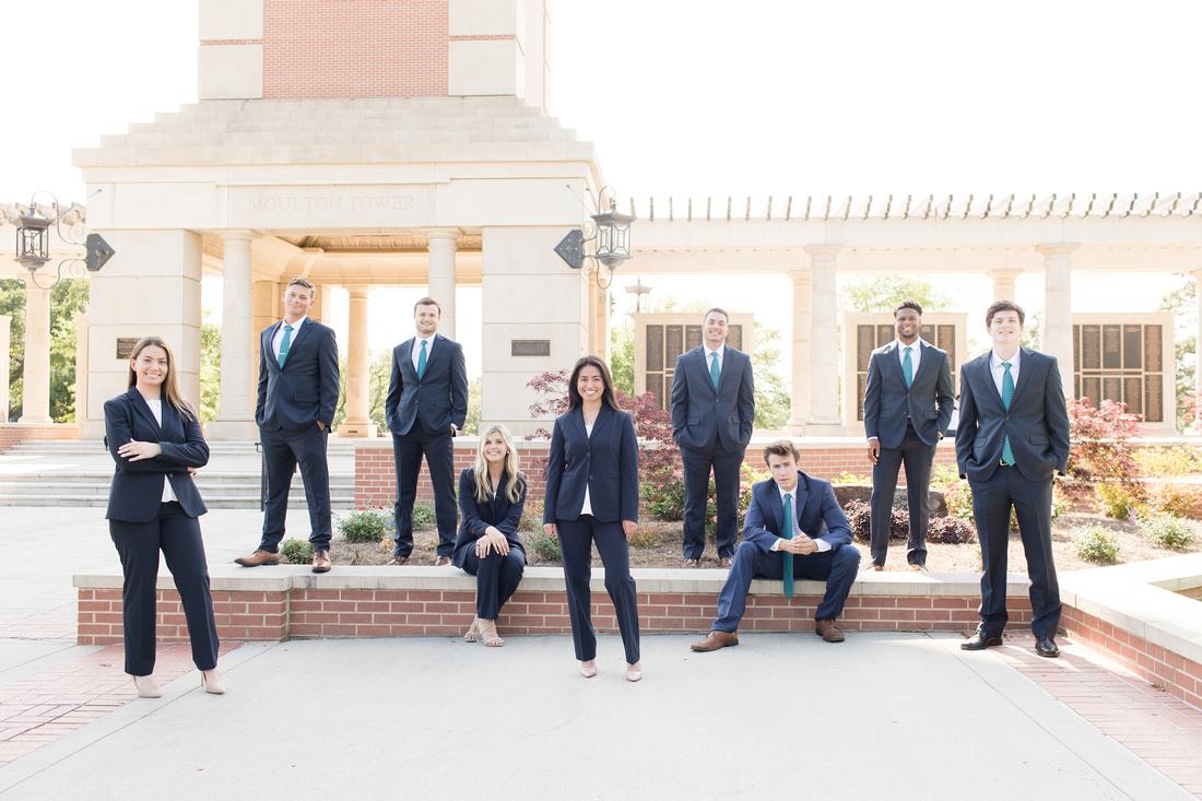 Senior Ambassadors 2021