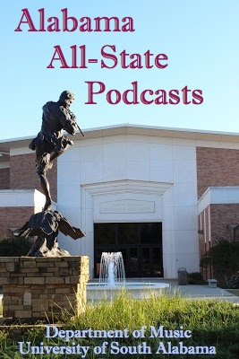 Poster for Alabama All-State Podcast