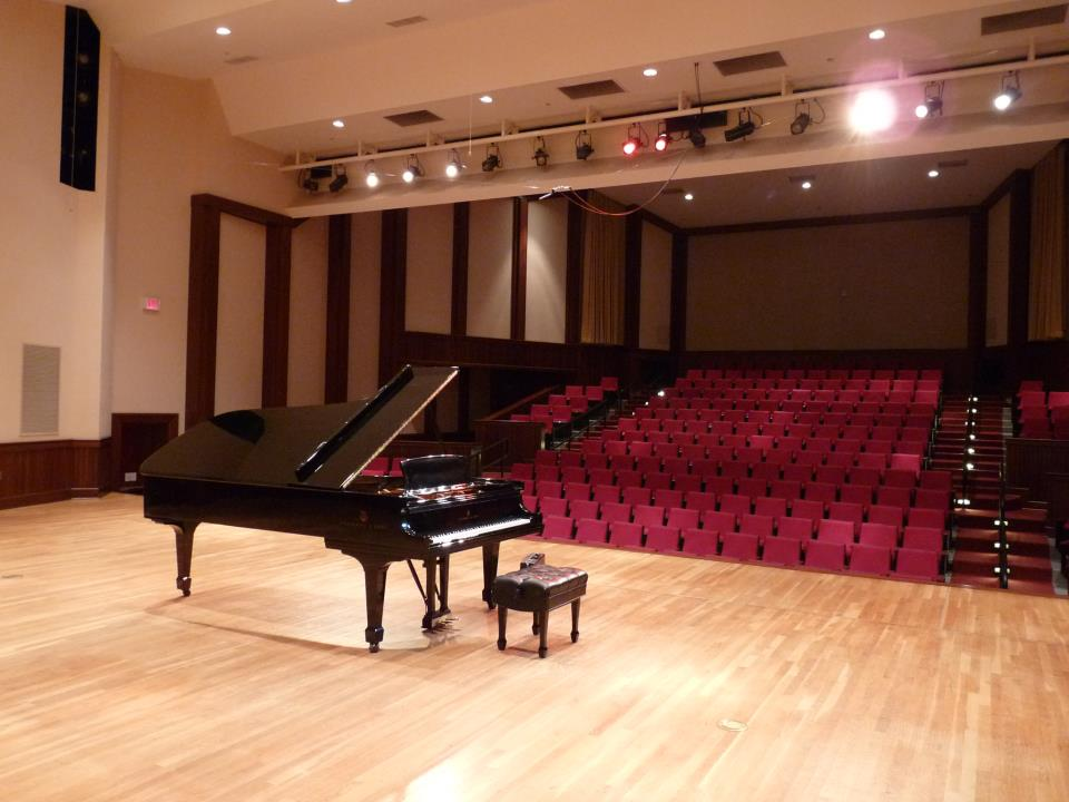 LPAC Recital Hall
