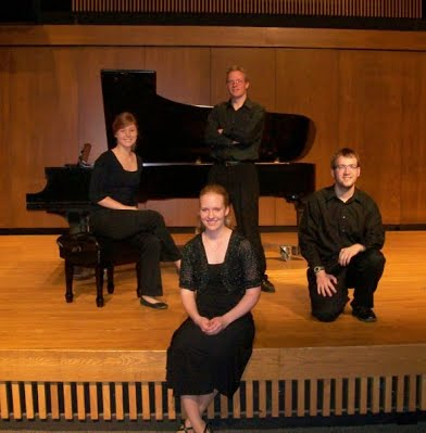 read Ars Nova String Quartet Guest Artist Concert at Laidlaw September 6