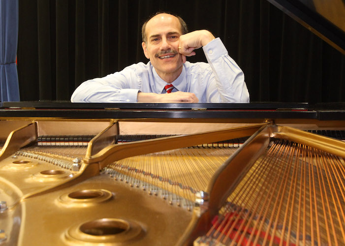 read story, Kevin Ayesh, Guest Faculty Piano Recital at Laidlaw February 1