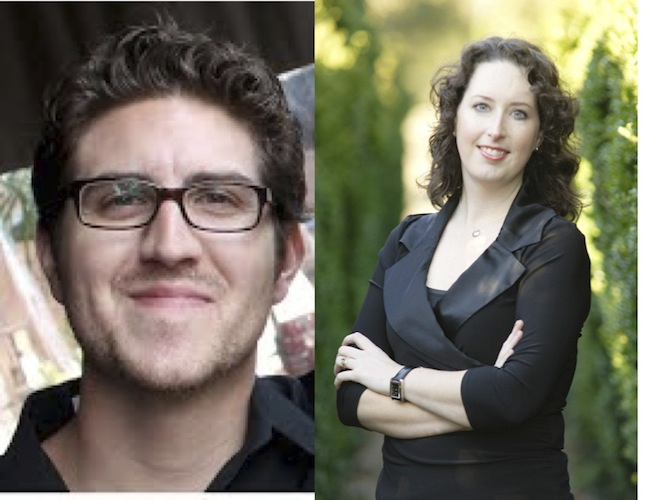 read story, Laura Noah and Matthew Greenwood Faculty Percussion Recital February 9