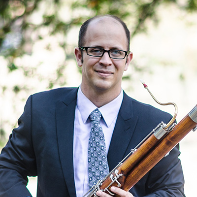 read story, USA Double Reed Day Guest Artist Recital February 13, 3:00 p.m. at Laidlaw