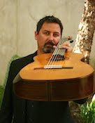 read about Patrick Imsand Faculty Guitar Recital September 25 at Laidlaw!
