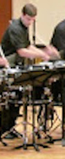 read story, Luke Smith Junior Percussion Recital April 12 at Laidlaw