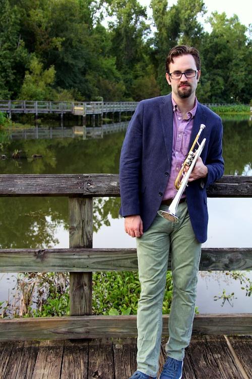 read story, Joe Nibley, Guest Faculty Trumpet Recital February 10